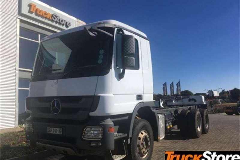 Mercedes Benz Actros Truck 3344/45 2014