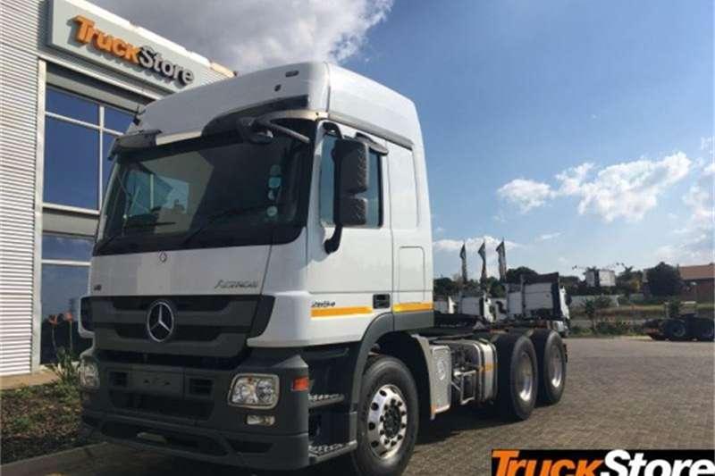 Mercedes Benz Actros Truck-Tractor 2654LS/33 HYP LS 2013