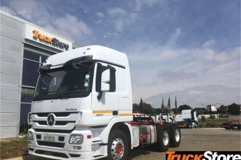Mercedes Benz Actros Truck-Tractor 2654LS/33 HYP LS 2014