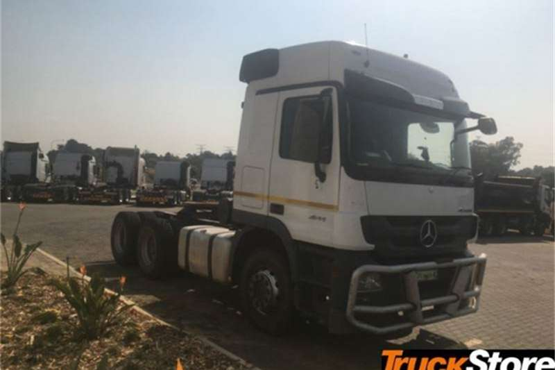 Mercedes Benz Actros 2644LS/33 HYP LS Truck tractors