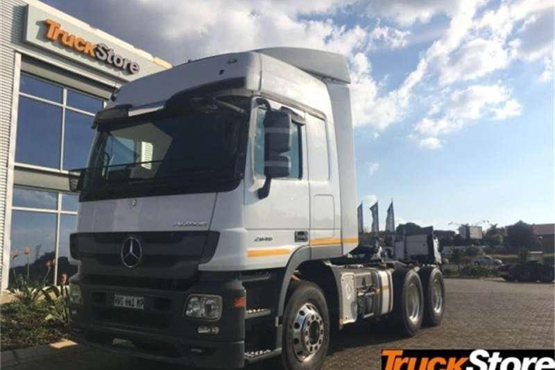 Mercedes Benz Actros Truck tractors 2646LS/33 DD 2016