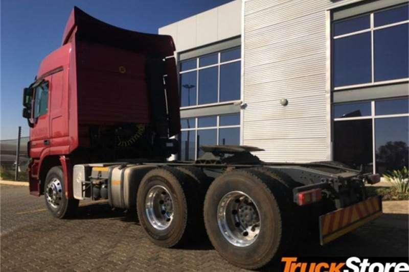 Mercedes Benz Actros 2646LS/33 DD Truck tractors