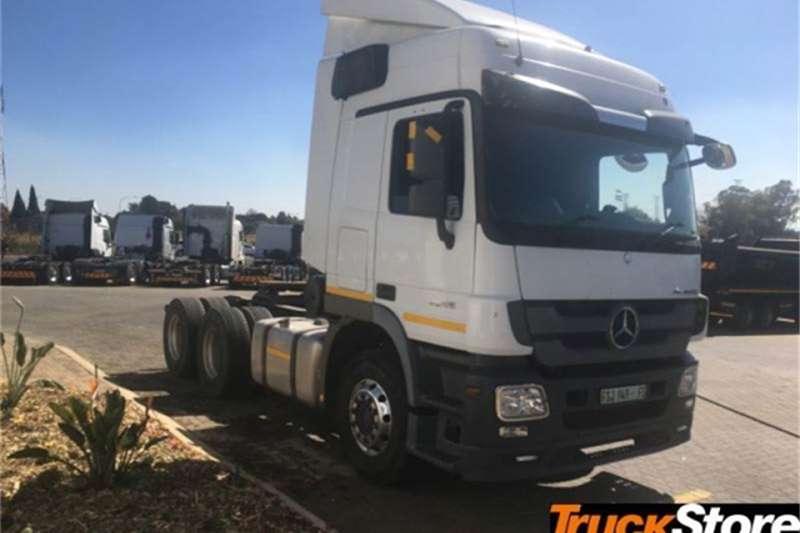 Mercedes Benz Actros 2646LS/33 DD LS Truck tractors