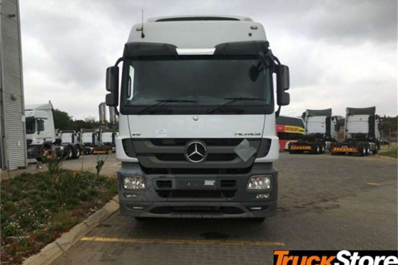 Mercedes Benz Actros 2654LS/33 HYP L Truck tractors