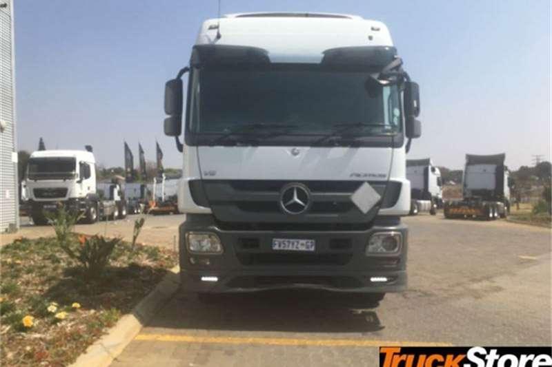Mercedes Benz Actros 2654LS/33 HYP LS Truck tractors