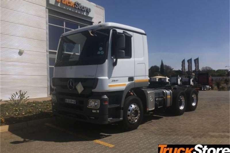 Mercedes Benz Actros Truck tractors 3 2641LS/33 DD 2018