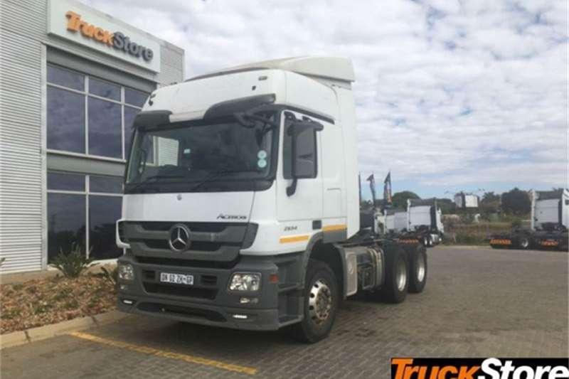 Mercedes Benz Actros 3 2654LS/33 HYP LS Truck tractors