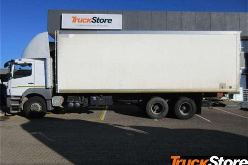 Mercedes Benz Axor 2628L/57 L Truck