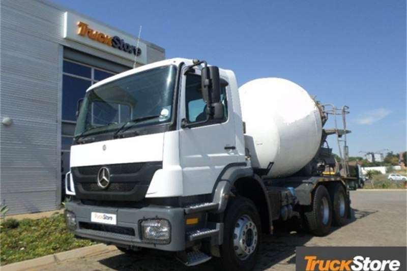 Mercedes Benz Axor Truck Neu 2628B/33 CONCRETEM 2014