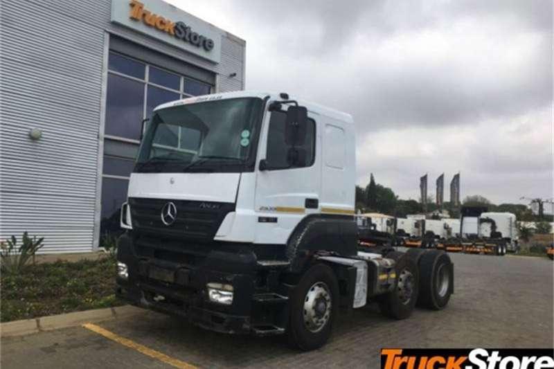 Mercedes Benz Axor Truck-Tractor 2535LS/39 2007