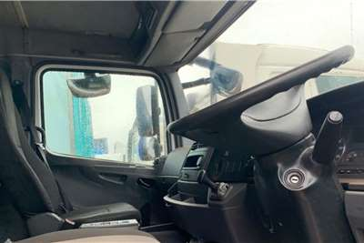 Mercedes Benz 2628 DOUBLE AXLE VOLUME VAN WITH TAILLIFT Box trucks