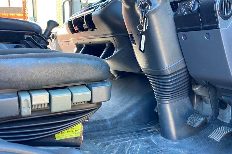 Mercedes Benz ATEGO 1517 VOLUME VAN WITH TAIL LIFT Box trucks