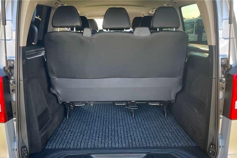 Mercedes Benz 10 seater MERCEDES BENZ 116 CDI TOURER (8 SEATER) Buses