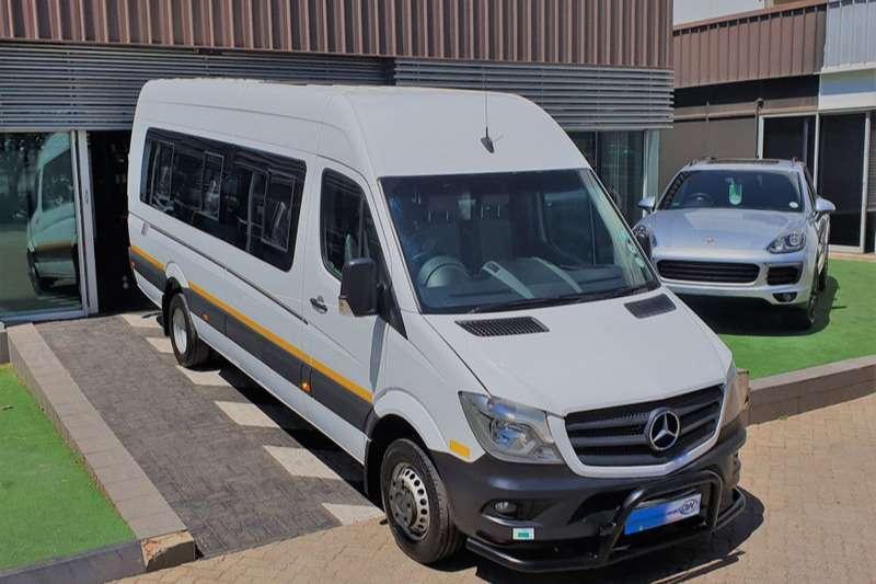 Mercedes Benz Buses 22 seater 515 CDI SPRINTER 2016