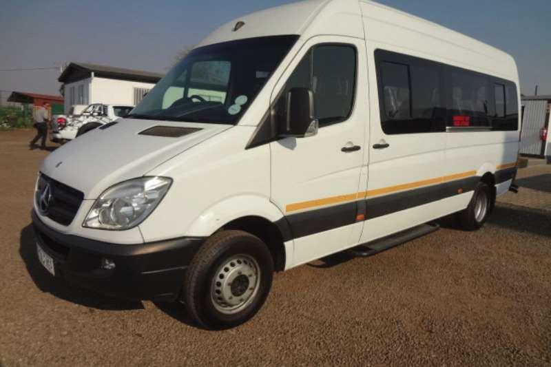 Mercedes Benz Buses 22 seater 515 Sprinter Bus 2014
