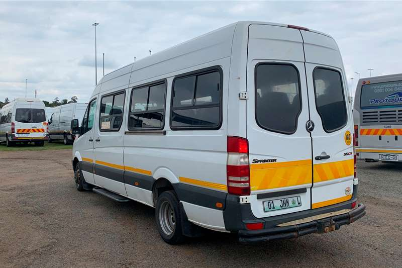Mercedes Benz 22 seater MERCEDES BENZ 515 CDI SPRINTER (22 SEATER) Buses