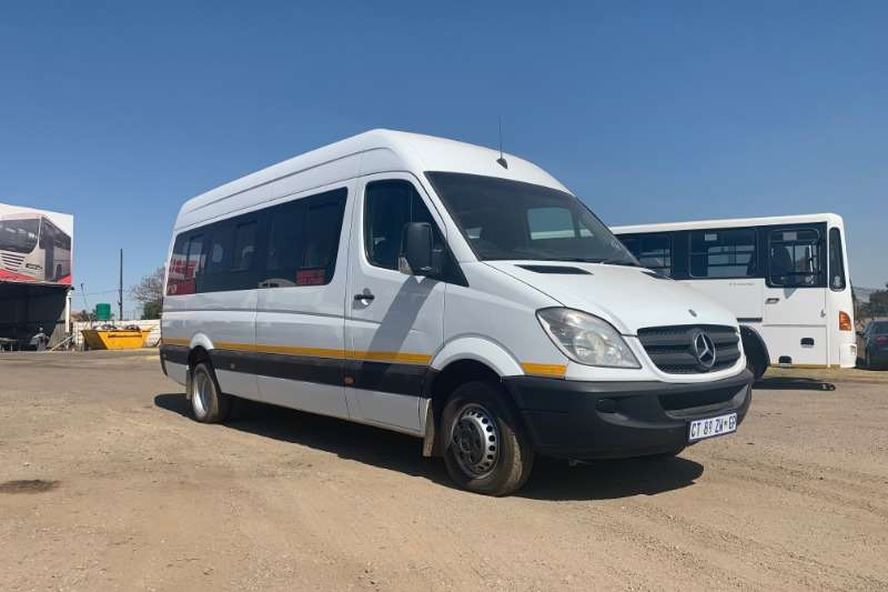 Mercedes Benz Buses 22 seater MERCEDES BENZ 515 CDI SPRINTER (22 SEATER) 2013