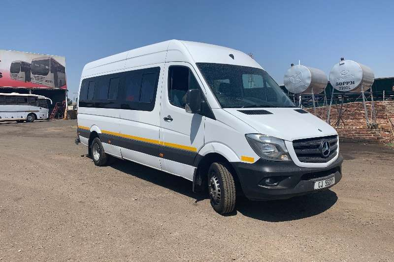 Mercedes Benz Buses 22 seater MERCEDES BENZ 515 CDI SPRINTER (22 SEATER) 2014