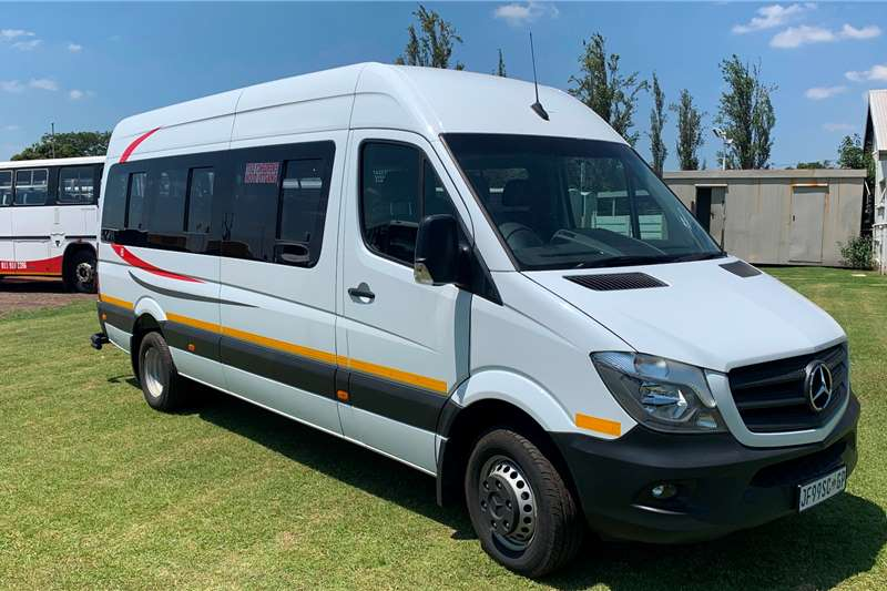 Mercedes Benz Buses 22 seater MERCEDES BENZ 515 CDI SPRINTER REBUILD 2019