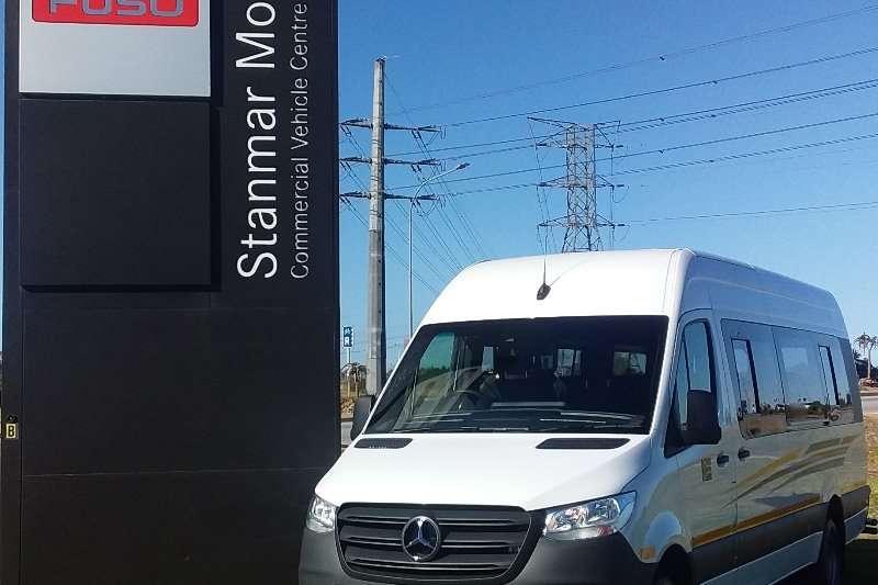梅赛德斯-奔驰巴士22座全新梅赛德斯-奔驰516 CDI Sprinter PV LWB 2019