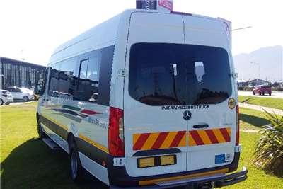 梅赛德斯-奔驰22座新型梅赛德斯-奔驰516 CDI Sprinter PV LWB公交车