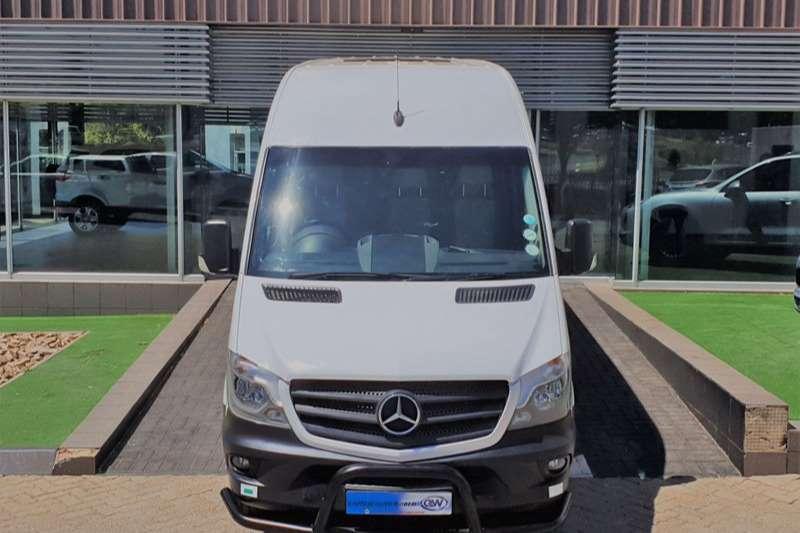 Mercedes Benz Buses 22 seater SPRINTER 515 CDI 2016