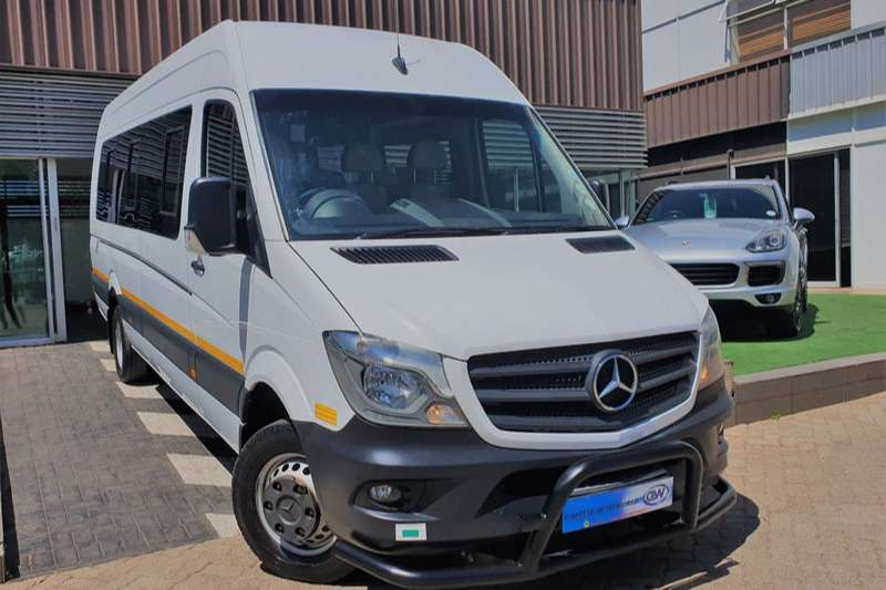 Mercedes Benz Buses 22 seater SPRINTER 515 CDI LUXURY 2016