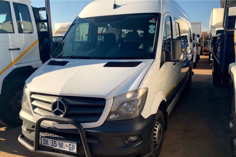 Mercedes Benz Buses 22 Seater SPRINTER 515CDI 2014