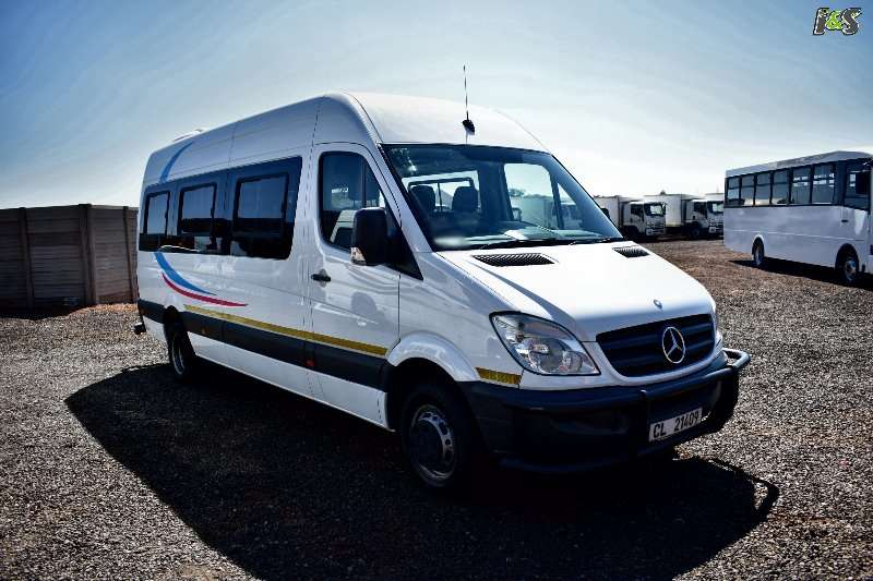 Mercedes Benz Buses 22 Seater Sprinter 518CDI 2008