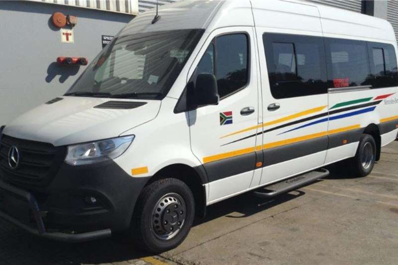 Mercedes Benz Buses 22 seater Sprinter 519 CDI AUTOMATIC 2020