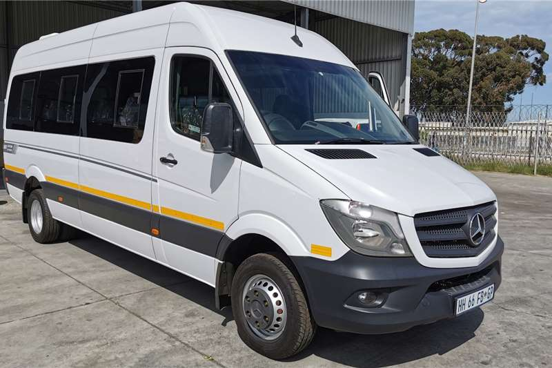 Mercedes Benz Buses 23 seater 515CDI 2018