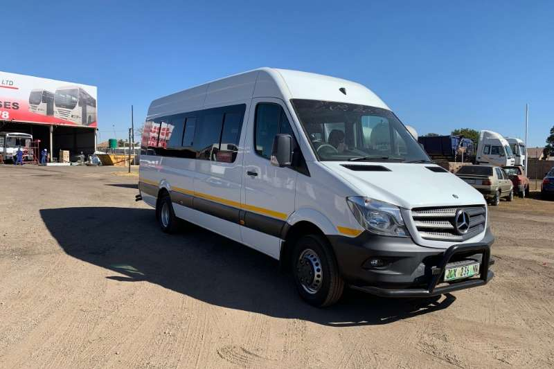 Mercedes Benz Buses 23 seater MERCEDES BENZ 515 CDI SPRINTER 2015