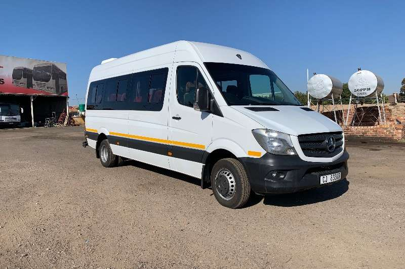 Mercedes Benz Buses 23 seater MERCEDES BENZ 519 CDI SPRINTER 2014