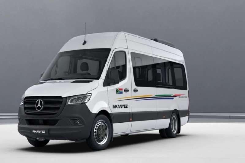 Mercedes Benz Buses 23 seater Mercedes Benz Sprinter 2019