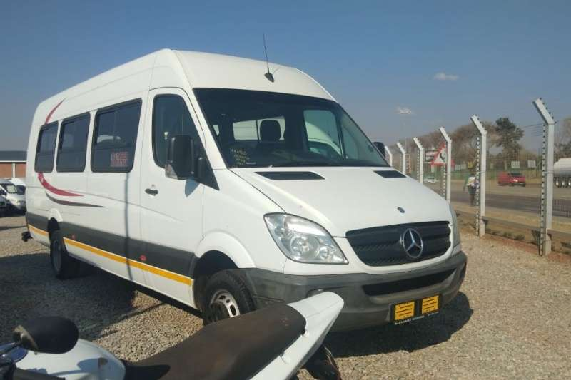 Mercedes Benz Buses 23 seater SPRINTER 23 SEATER 77000 KMS R399000 2011