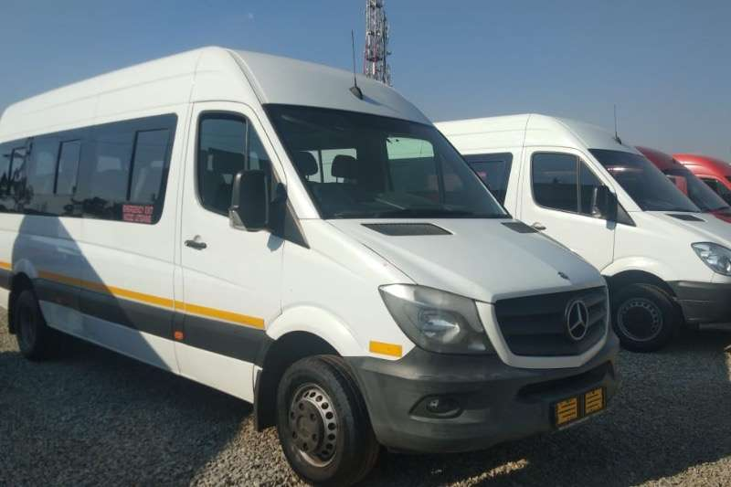 Mercedes Benz Buses 23 Seater Sprinter 23 SEATER R369000 2014