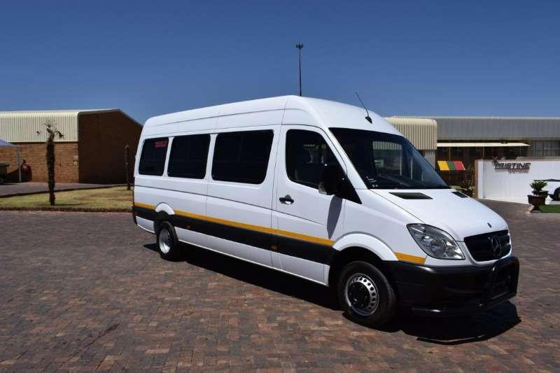 Mercedes Benz Buses 23 Seater Sprinter 515 CDi 23 seats 2012