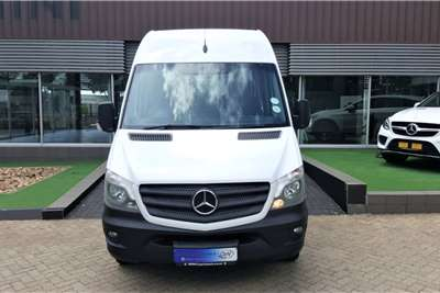 Mercedes Benz 23 seater Sprinter 515 CDI F/C Panel Van Buses