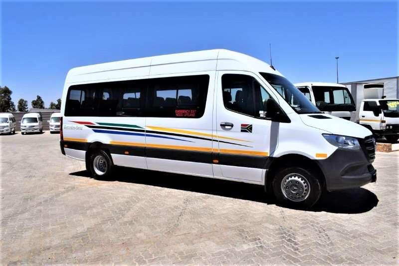 Mercedes Benz Buses 23 seater Sprinter 516 CDi 23 seats 2019