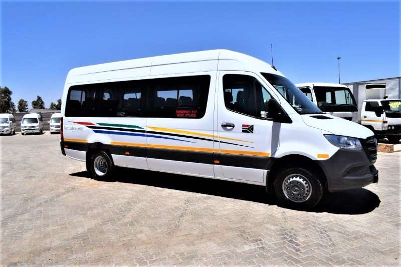 Mercedes Benz Buses 23 seater Sprinter 516 CDi 23 seats 2020