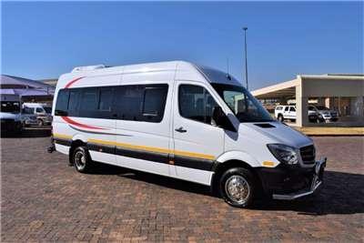 Mercedes Benz Buses 23 Seater Sprinter 519 CDi 2016