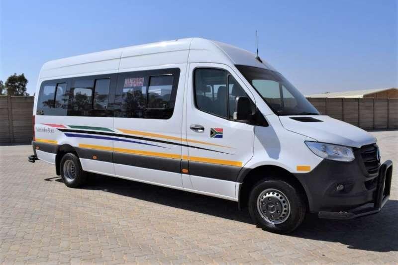 Mercedes Benz Buses 23 seater Sprinter 519CDI 23 seats 2019