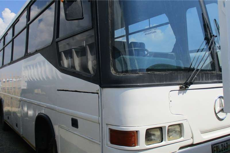 Mercedes Benz Buses 40 Seater M/Benz ADE 366T 1989