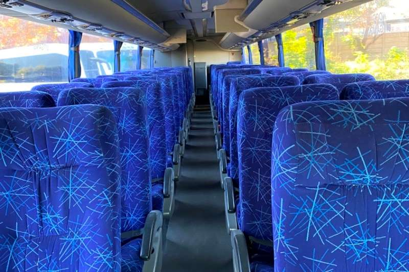 Mercedes Benz 60 seater 0500 Buses