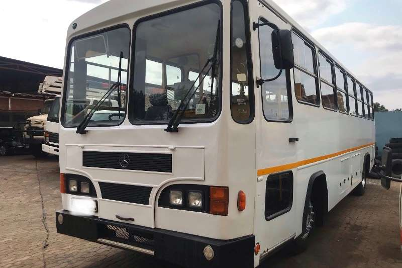 Mercedes Benz 60 seater 55 seater Bus Buses