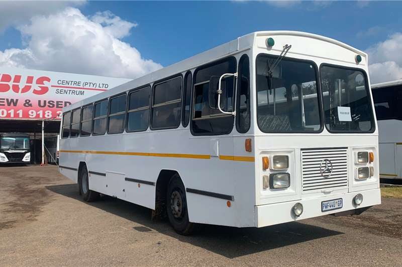 Mercedes Benz Buses 60 seater MERCEDES BENZ 1317 BUSAF BODY (57 SEATER) 2003