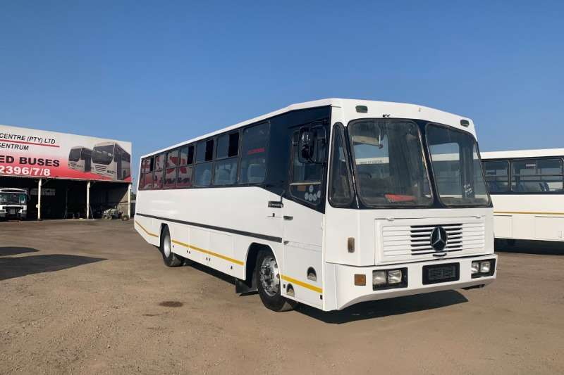 Mercedes Benz Buses 60 seater MERCEDES BENZ 1624 SANTINI BODY 1983