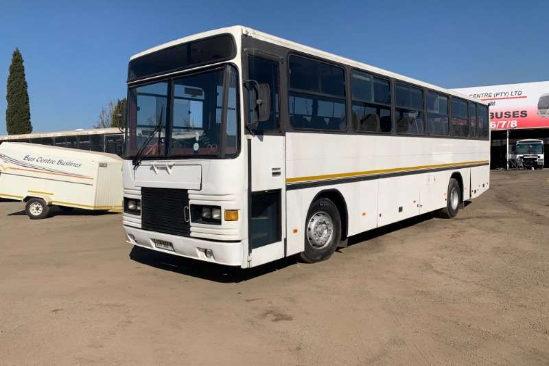 Mercedes Benz Buses 65 Seater MERCEDES-BENZ 1729 BUSAF PANORAMA (65 SEATER) 1989