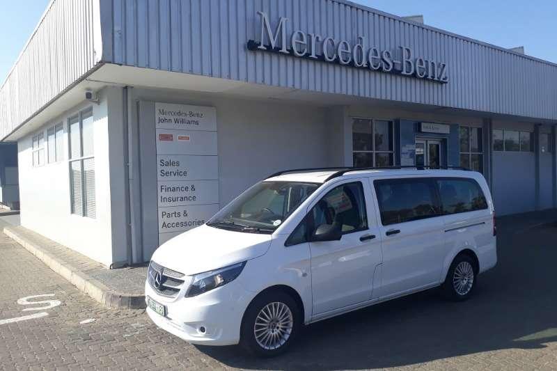 Mercedes Benz Buses 7 Seater Mercedes Benz 119 Tourer Select Vito 2018