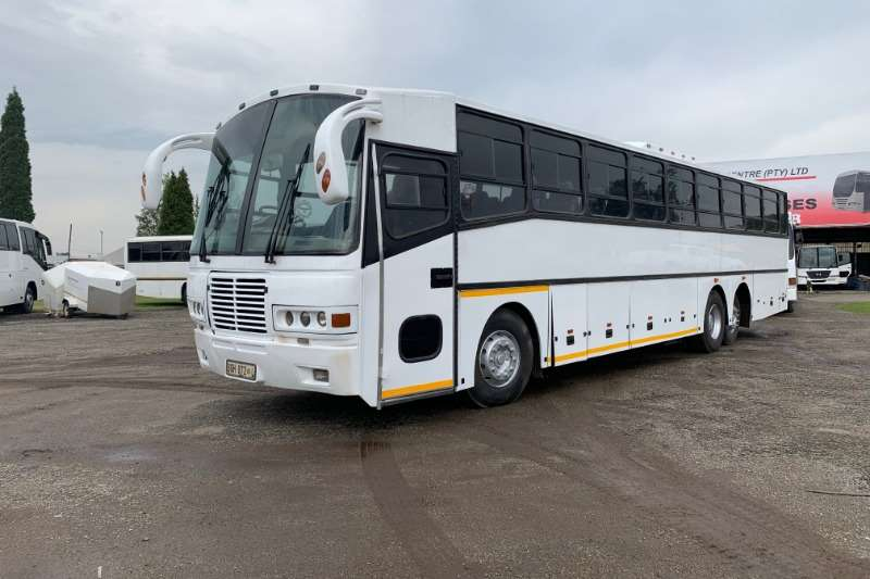 Mercedes Benz Buses 70 Seater MERCEDES BENZ DURABUILD CYGNESS BODY (70 SEATER)